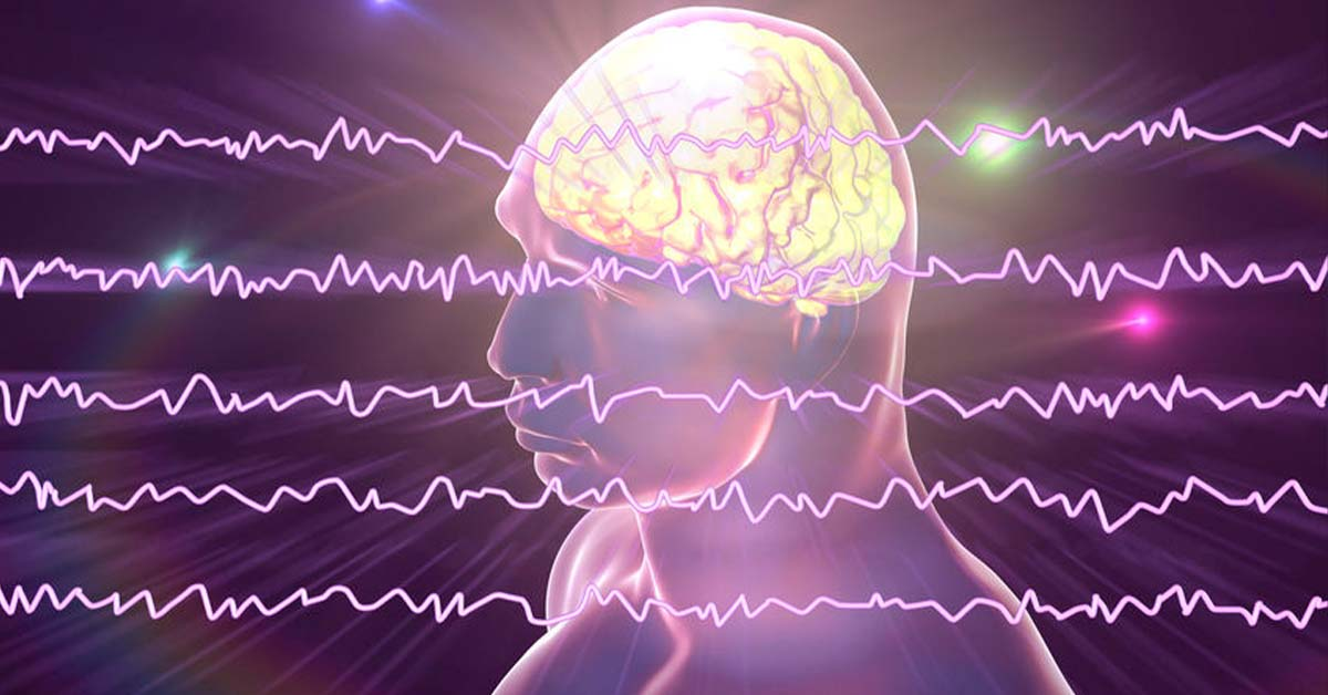 Theta Waves Brainwave