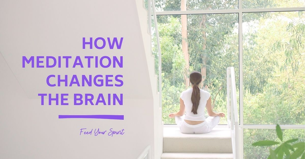 How meditation changes the brain