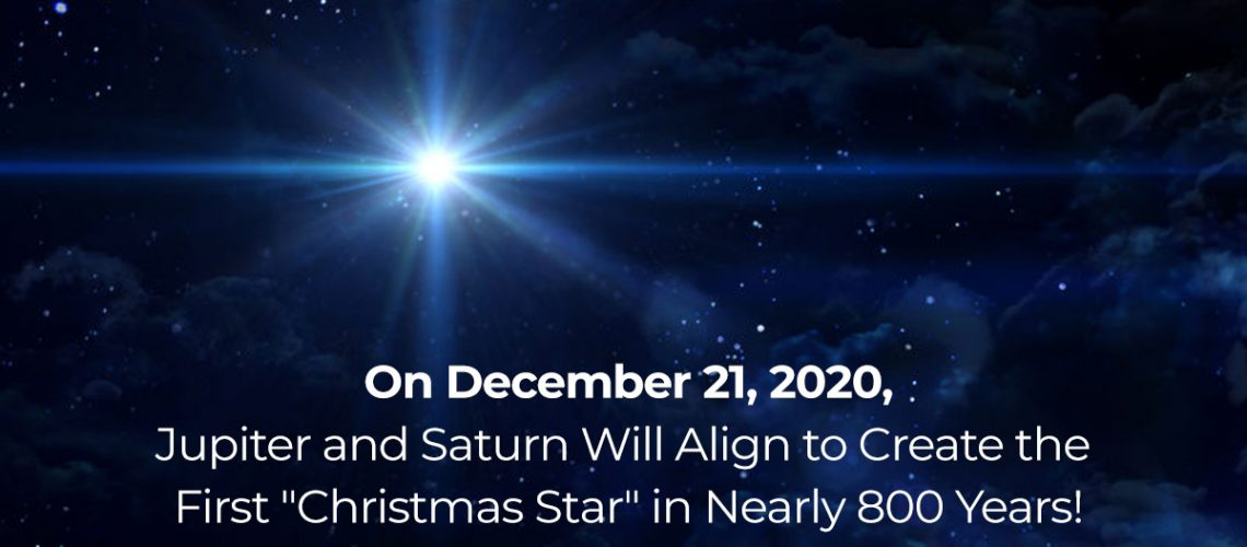 first christmas star in 800 years